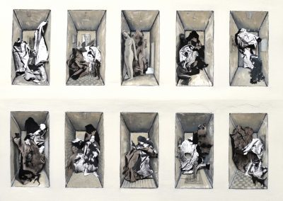 Adelaide Perry Prize for Drawing 2014 - Selection