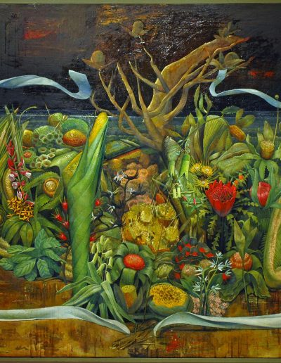 Wynne Prize 1996 - Finalist - 'Capricornicopia'