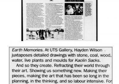 Sydney Morning Herald (Metro), 8 August 1997
