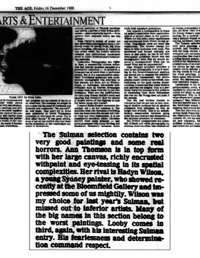 The Age, 16 December 1988