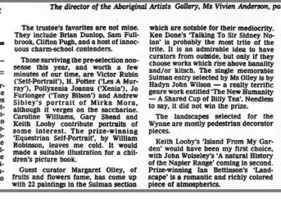 The Age, 23 December 1987