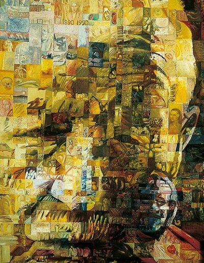 Archibald Prize 1990 - Finalist - 'Portrait of Paul Delprat'