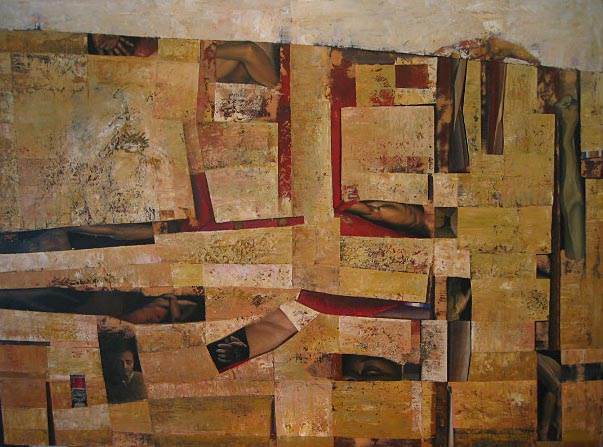 Gallipoli Art Prize 2011 – First Prize - 'Sacrifice'