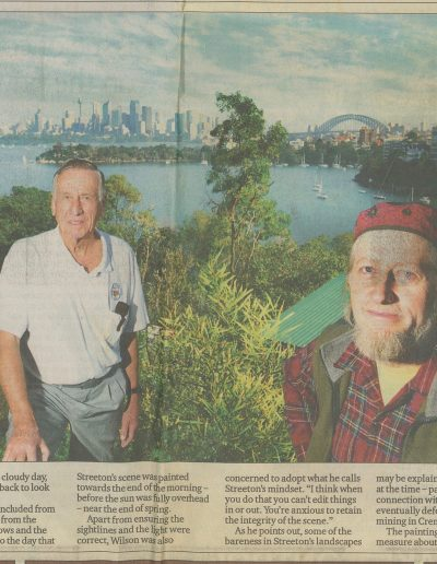 Sydney Morning Herald, Weekend Edition 21-22 June 2003