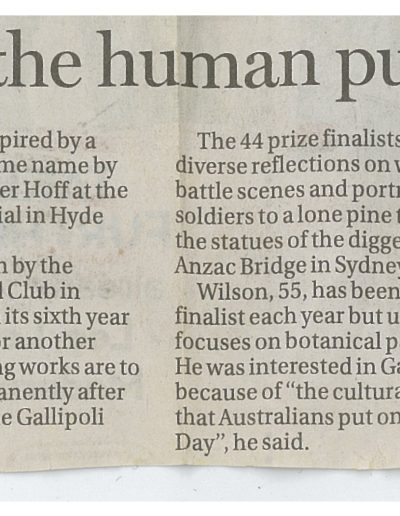 Sydney Morning Herald, 2011