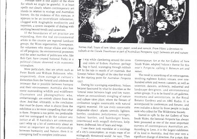 Art Monthly Australia, October 1997