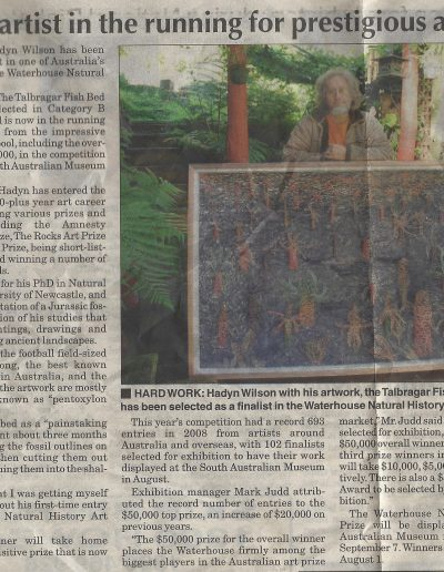 The Advertiser - Cessnock 2008