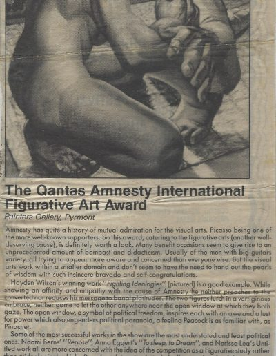 On The Street, 17 March 1990