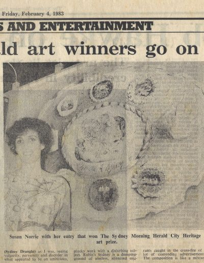 Sydney Morning Herald, 4 February 1983