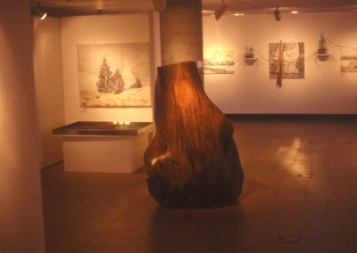 UTS Interior of Gallery