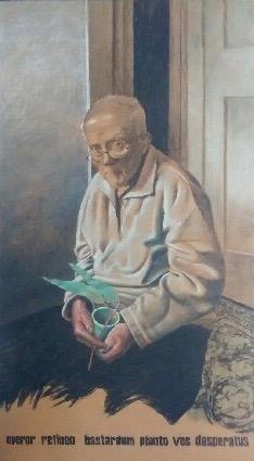 Bevan Wilson born 1927 (Artist's Father)