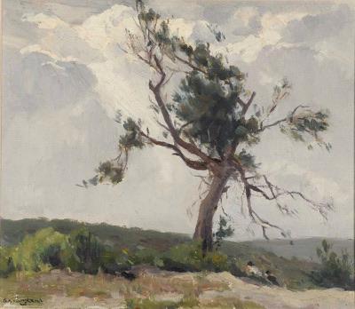 G.K. Townshend's 'Storm Beaten' 1930